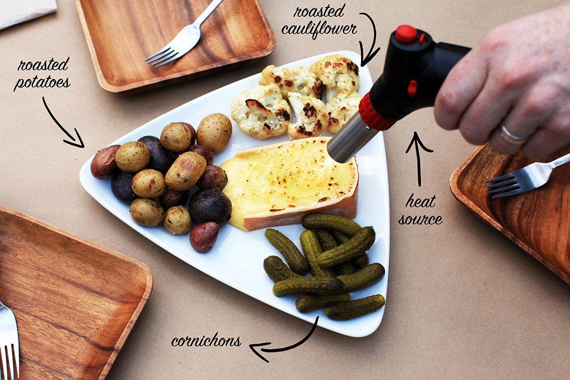 February Cheese Feature: Reading Raclette - Houston Dairymaids | {Raclette 75}