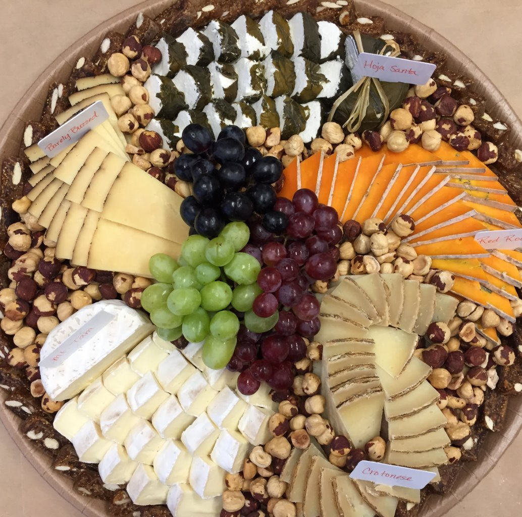 7. What sizes do the trays come in and how many do they serve? & Houston Cheese Plates and Cheese Trays Catering - Houston Dairymaids